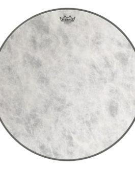 Remo – Bass, Powerstroke 3, Fiberskyn, Diplomat, 26 Diameter –  – 26″ (in)