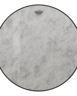 Remo – Bass, Powerstroke 3, Fiberskyn, Diplomat, Felt Tone, 26 Diameter –  – 26″ (in)